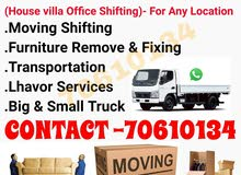 Doha Movers and Packers services