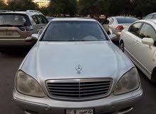 For sale 2002 Silver SL 320
