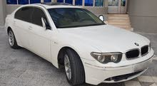 Bmw 730Li 2004 model full option.