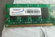 ذاكرة كمبيوتر مكتبي ddr2-2gb للبيع