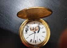 ساعات من الذهب من مقتنيات الشهيد صدام حسين للبيع