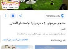 شقه للبيع بمنتجع مرسيليا الكيلو 70 الساحل الشمالى في مصر