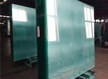 توريد و تركيب و تقطيع جميع انواع الزجاج وبكميات