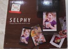 للبيع طابعة صور جديدة  كانون SELPHY CP1300 للهواتف الذكية