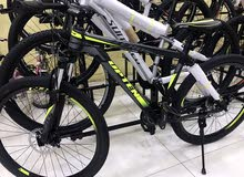 مجموعة دراجات هوائية رياضية