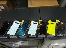 هاتف سامسوج s10+ للبيع 128gb+ممري128gbجديد ببلاكو