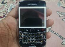 للبيع هاتف بلاك بيري من نوع بولد 9780 لونه أسود