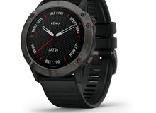 Brand new sealed in a box fenix 6X - Sapphire editions Sapphire - carbon grey DLC