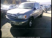 Used condition Toyota Tundra 2002 with +200,000 km mileage