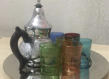 إبريق مغربي صناعة هندية جديد