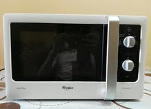 Whirlpool Defrost Microwave