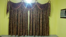Jeddah - Used Curtains available for sale