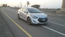 Hyundai Elantra car for sale 2013 in Sohar city