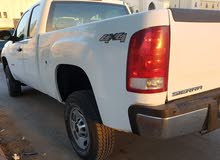 GMC Sierra 2012 For sale - White color