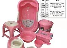 طقم ادوات دورة المياه للأطفال