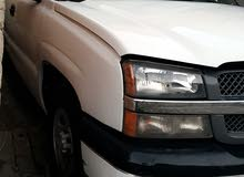 White Chevrolet Silverado 2004 for sale