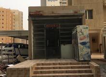محل مقابل مستشفي السلام الاحمدي الجديد في المهبولة