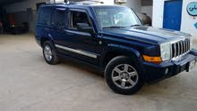 Automatic Blue Jeep 2007 for sale