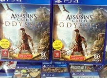 لعبة  Assassins creed odyssey