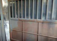 باب سحاب 350×200 تفصيل حديد اثقيل للبيع