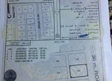 المالك ارض للبيع حي عاصم خلف محطة المها السلاحة بركاء