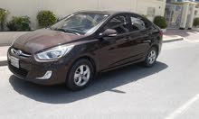 Hyundai Accent 2016 mid option with zero accident (Bahraini Car)
