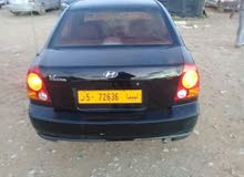 Gasoline Fuel/Power   Hyundai Verna 2002