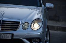 مرسيدس E230 موديل 2006 تحديث 2009