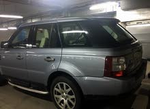 km mileage Land Rover Range Rover Sport for sale