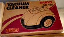 sanyo  packed piece..  unused vacume cleaner...