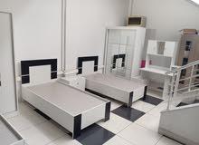 chambre à coucher  pour enfants turc blanc