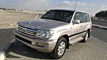 land cruiser 2001 in good condition