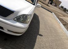 Used condition Lexus LS 2003 with 1 - 9,999 km mileage