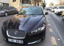 Automatic Maroon Jaguar 2013 for sale