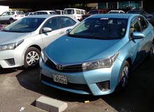 Silver Toyota Corolla 2016 for sale