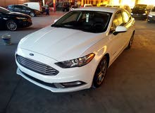 Hybrid Fuel/Power   Ford Fusion 2017