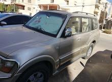 Mitsubishi Pajero car for sale 2004 in Amman city