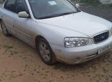 White Hyundai Avante 2001 for sale