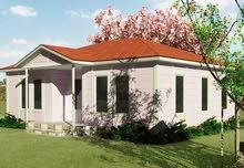 بناء البيوت الريفيه وفلل المزارع
