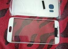 Samsung Galaxy s6 edge Back and front glass.. قزازة امامية و خلفية