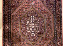 Persian/Iranian Bijar Runner Rug