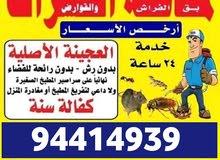 شركة الماجد الكويتيه لمكافحه الحشرات والقوارض