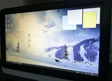 كمبيوتر hp استعمال شخصي بسيط(يعني وكالة)، الكمبيوتر اصلي و جديد و من بريطانيا