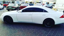 Mercedes Benz CLS 350 2005 For sale - White color
