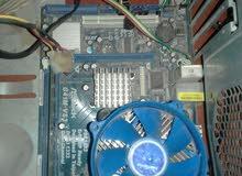 كمبيوتر مكتبي مستعمل بمعالج  Intel Core i2