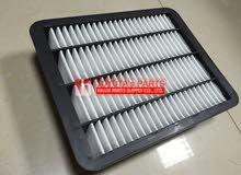 للبيع كمية هامة من مصفاة الهواء الخاصة بتويوتا و لكسوس filtre a air toyota & lexus