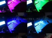lights shade inside car