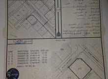 للبيع أرض سكني في مخطط (المدري) كونر مساحة 797م