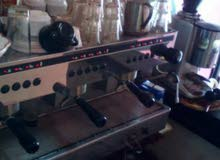 مكينة قهوة للبيع جديد الي بش يشري نجربلو