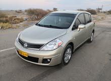190,000 - 199,999 km mileage Nissan Tiida for sale
